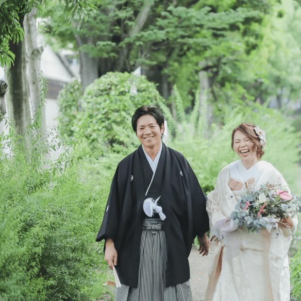 自宅婚写真4